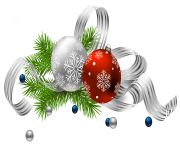 christmas ornament decoration clipart min