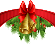 christmas bell free png image