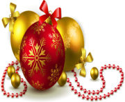 christmas ball png decoration image