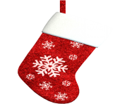 christmas stocking png clipart