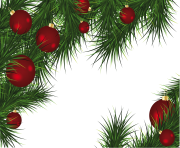 christmas fir tree png image