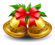 hd christmas bell png image