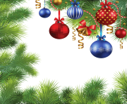 hd decoration ball christmas png image
