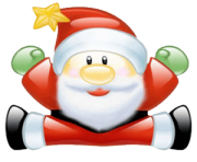 santa claus christmas png file