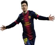 Young Messi Png Fc Barcelone