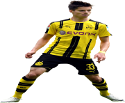 Julian Weigl Football Render Png