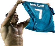 CR7 Real Madrid Cristiano Ronaldo 2017 18 Png