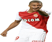 Kylian Mbappe AS Monaco Png
