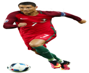 cristiano ronaldo png portugal ball by kooyooss