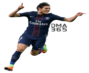 edinson cavani by dma365