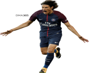 edinson cavani png by dma365