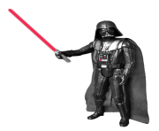 Darth Vader Figure transparent PNG