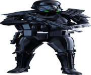 Death Trooper transparent PNG