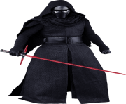 Kylo Ren Cosplay transparent PNG