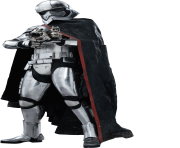 Captain Phasma Star Wars PNG