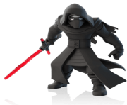 Kylon Ren Figure transparent PNG