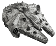 Star Wars Ship Vector PNG