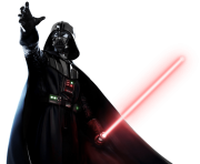 Star Wars Darth Vador transparent PNG
