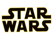Star Wars Logo transparent PNG