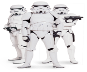 Stormtrooper Group Star Wars transparent PNG