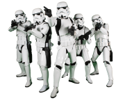 Star Troopers Star Wars transparent PNG