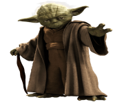 Yoda Star Wars transparent PNG HD