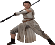 Star Wars Rey Skywalker transparent PNG