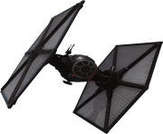 Tie Fighter transparent Star Wars Png