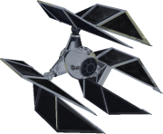 Tie Defender transparent Star Wars Png
