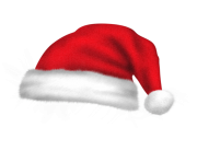 Christmas Hat PNG HD