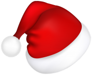 Large Red Santa Hat PNG picture
