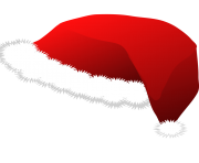santa hat transparent png