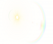flare lens png rainbow lens flare