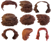 hairstyles png image
