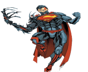 cyborg superman by mayantimegod