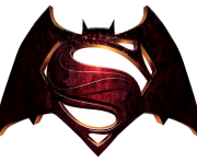 superman vs batman logo png