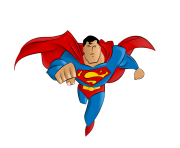 Superman Png Famous Cartoon Characters of All Time