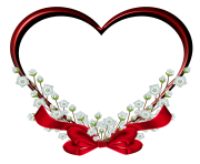 funky transparent heart png