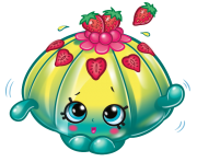 Cute Fruit Jello Shopkins Picture