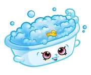 Bertha bath Shopkins Picture