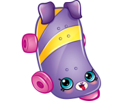 Katie skateboard shopkins Picture