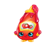 Pantry TommyKetchup Shopkins Picture