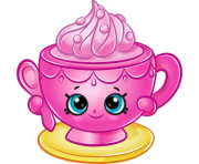 Shopkins Cup Coffee Princess Picture