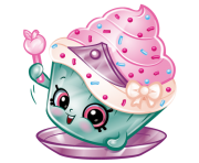 Cupcake Princess Shopkins Picture