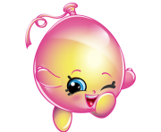 June Balloon Shopkins Picture