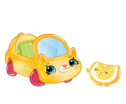 Cutie Cars Characters Lemon Limo Shopkins Picture