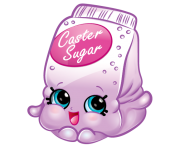 Cassie caster sugar art Shopkins Picture