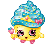 Cupcake queen shopkins Picture