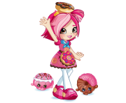 Donatina Shopkins Picture