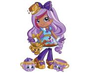 Kirstea Shopkins Doll Picture